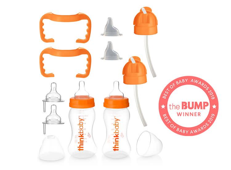 这13值得推荐的婴儿奶瓶使宝宝吃奶更方便 9