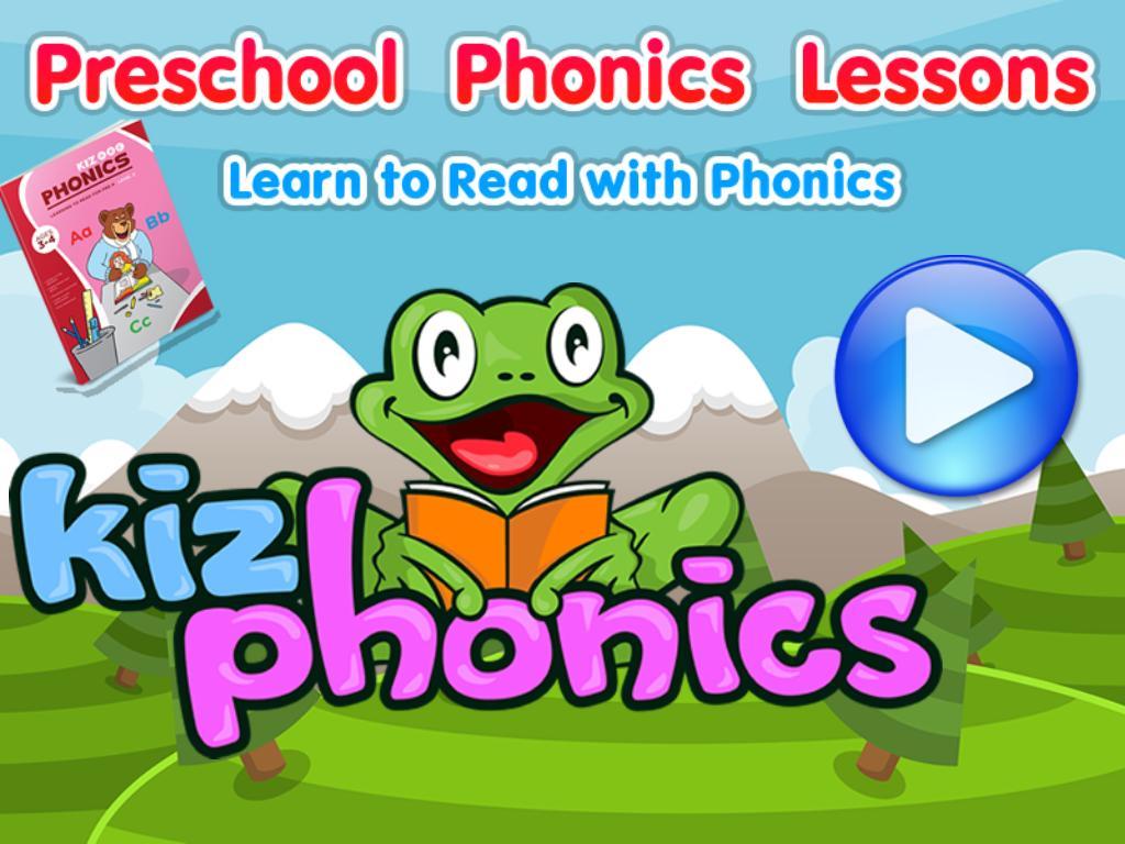 Kiz Phonics 最佳儿童在线教育计划