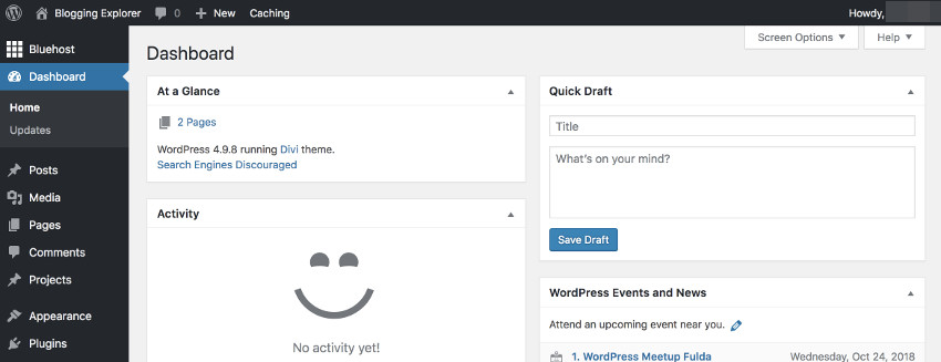 如何更改 WordPress 博客的设计 - 如何安装和激活 WordPress 主题