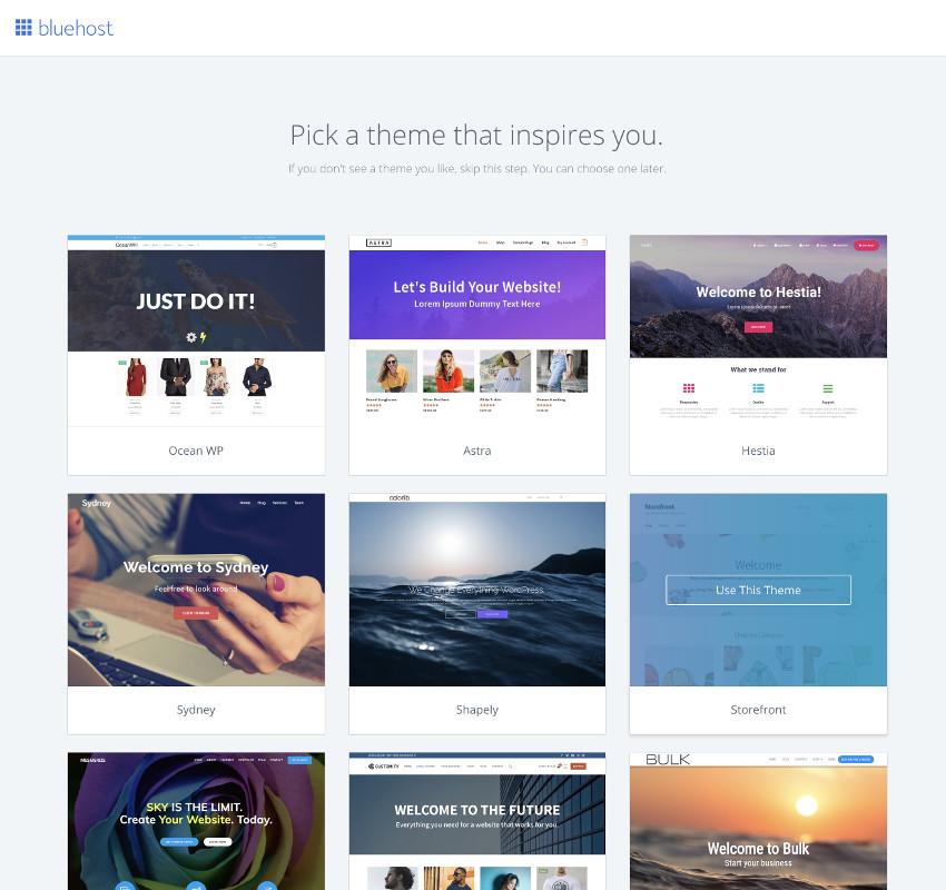 教程:如何在 Bluehost 上创建 WordPress 博客