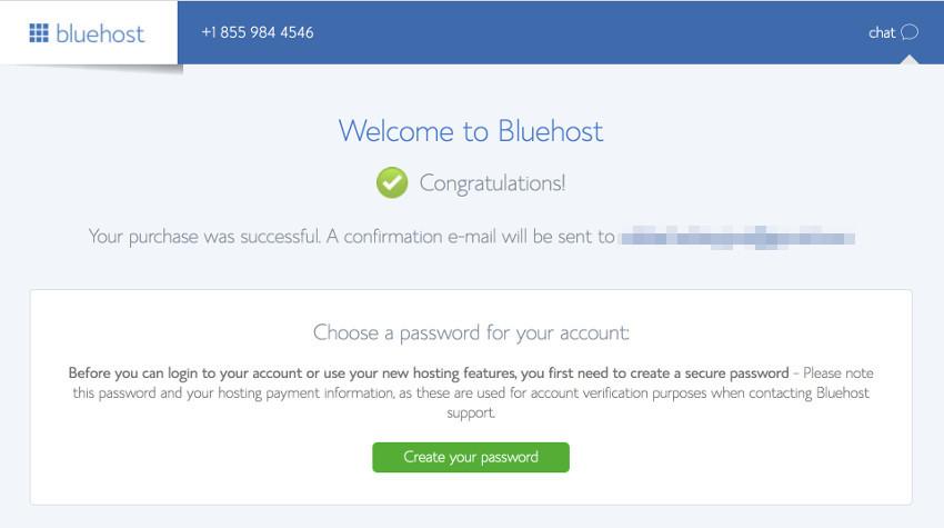 如何在 Bluehost 上创建 WordPress 博客