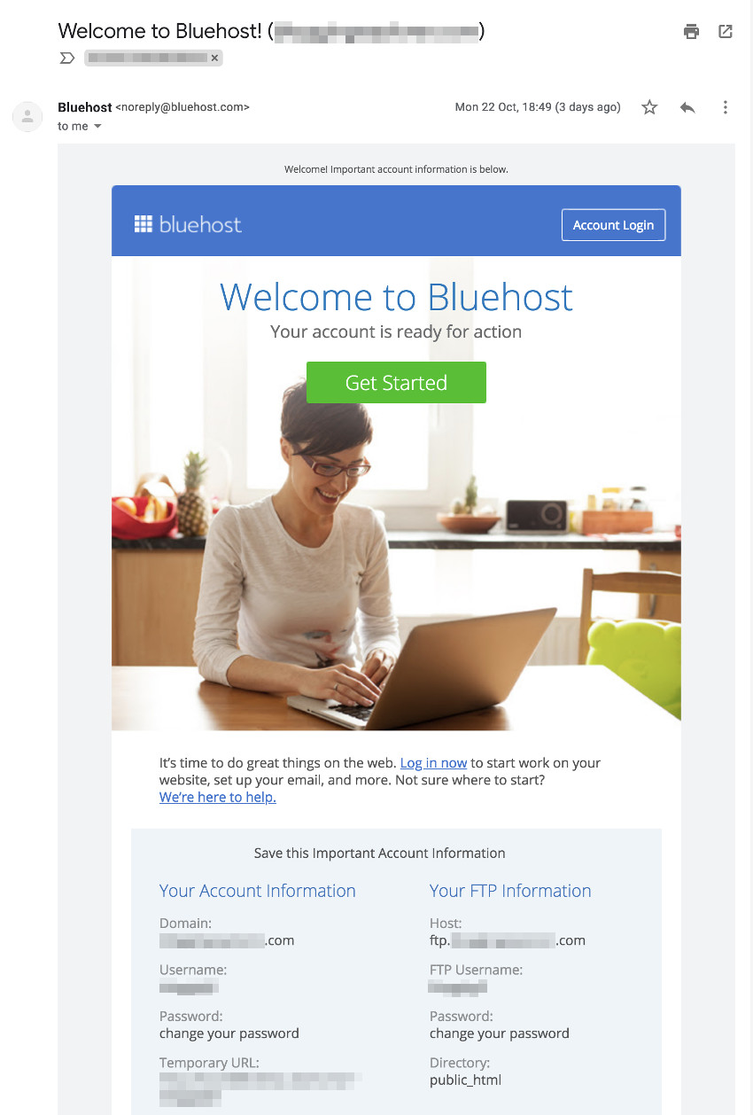 如何在 Bluehost 上创建 WordPress 博客:分步指南和教程