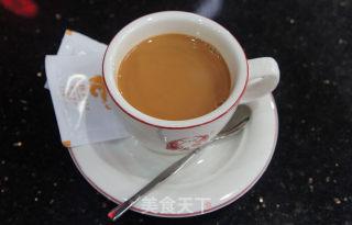 正宗港式絲襪奶茶的做法步驟:3