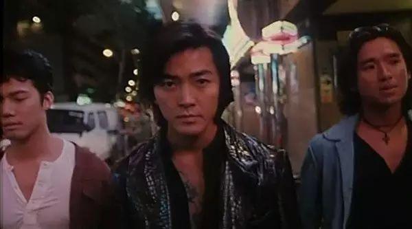 影响整整一代人的黑帮电影,古惑仔1人在江湖 5