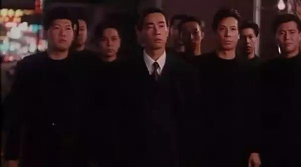 影响整整一代人的黑帮电影,古惑仔1人在江湖 2