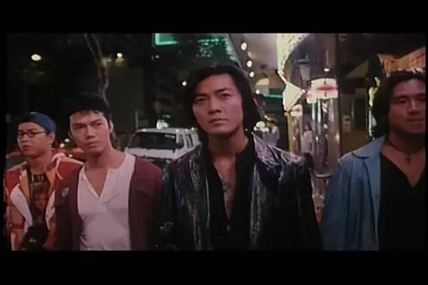 影响整整一代人的黑帮电影,古惑仔1人在江湖 1