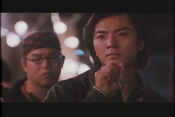 影响整整一代人的黑帮电影,古惑仔1人在江湖 8