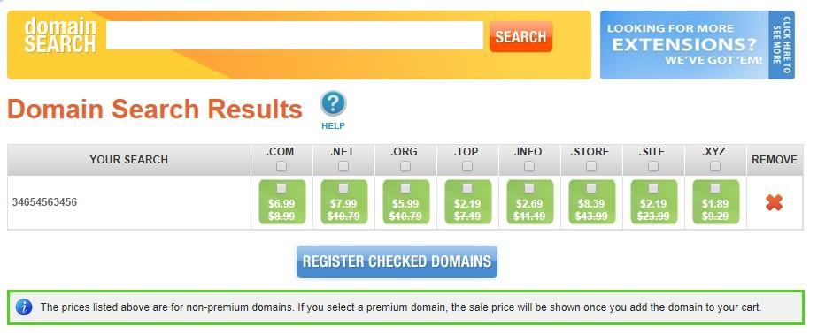 国外便宜域名注册商