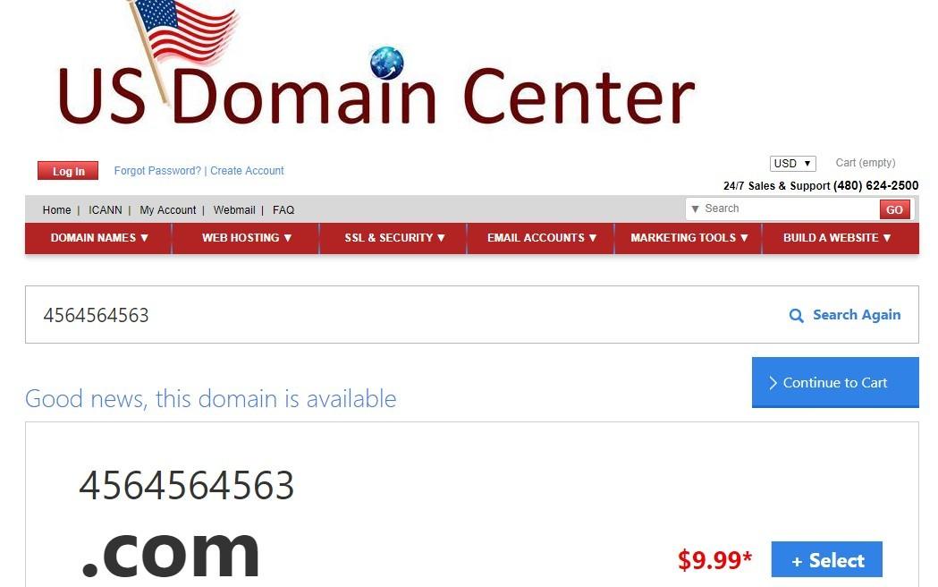 国外最便宜域名注册商有哪些?方便个人2020建站注册域名 2