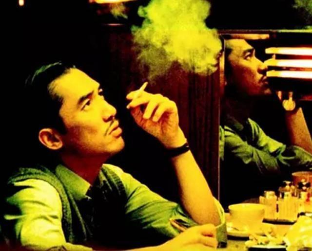 盘点电影中男明星吸烟很帅的12个镜头你看过几部? 32