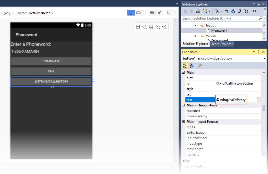 Xamarin.Android开发入门——Hello,Android Multiscreen快速上手 6