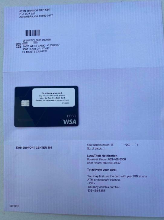 Velo华美银行美国银行账户 首次最低存入2500美元 可建立美国信用记录 53