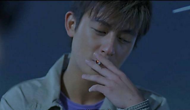 盘点电影中男明星吸烟很帅的12个镜头你看过几部? 23