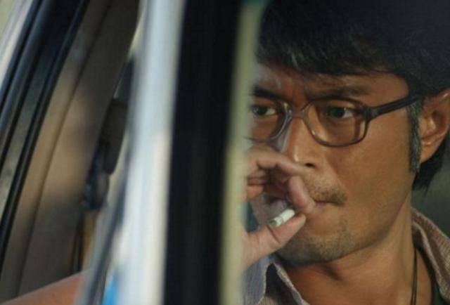 盘点电影中男明星吸烟很帅的12个镜头你看过几部? 25