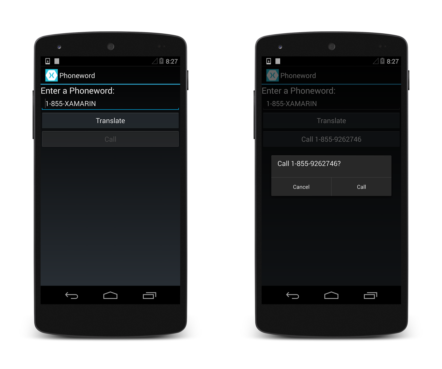 Xamarin.Android开发入门——Hello,Android Multiscreen快速上手 1