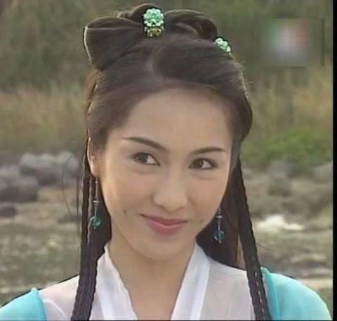 黎姿16岁初恋,她饰演陈浩南的女人