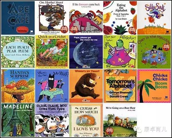 【免费领取】《8000套经典中英绘本、动画、早教资料、英语启蒙、英美教材、父母育儿书籍 17