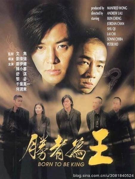 那些年我们一起追过的香港古惑仔影片 6