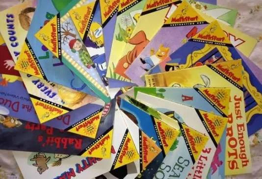 【免费领取】《8000套经典中英绘本、动画、早教资料、英语启蒙、英美教材、父母育儿书籍 32