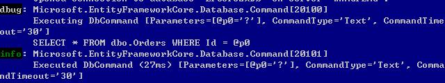 EntityFramework Core 2.0执行原始查询如何防止SQL注入? 3