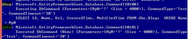 EntityFramework Core 2.0执行原始查询如何防止SQL注入? 5