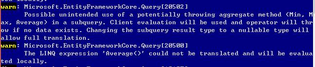 EntityFramework Core 2.0自定义标量函数两种方式 1