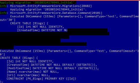 EF Core迁移原理运行dotnet ef命令迁移本质是什么? 20