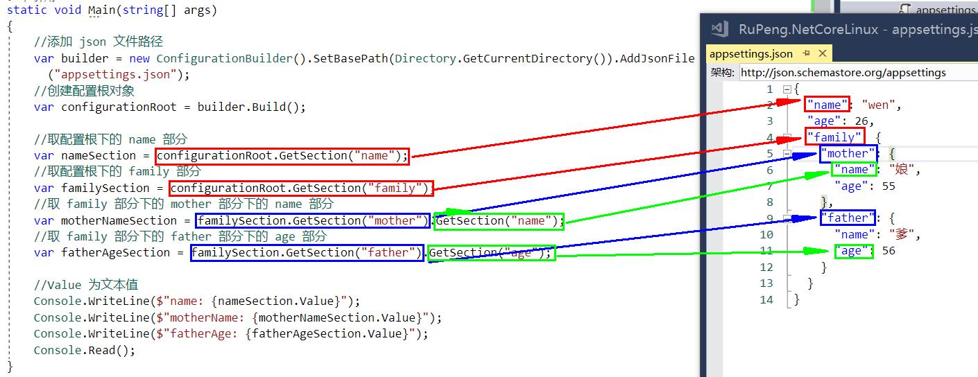 简单读取 json 配置文件 3