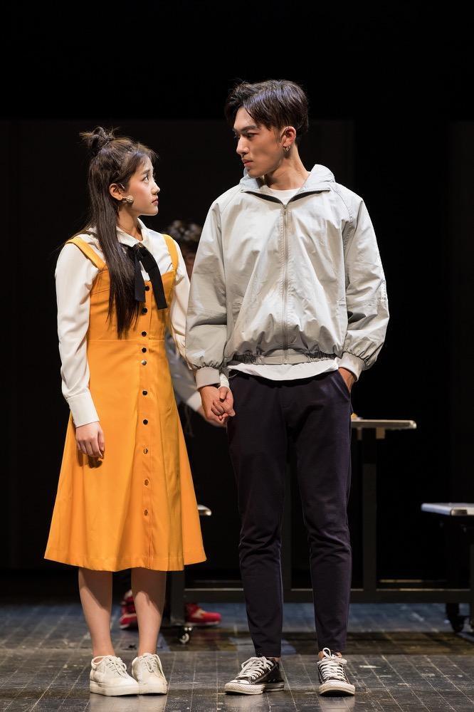 舞台剧《微微一笑很倾城》开启首轮演出半个月场场座无虚席 2