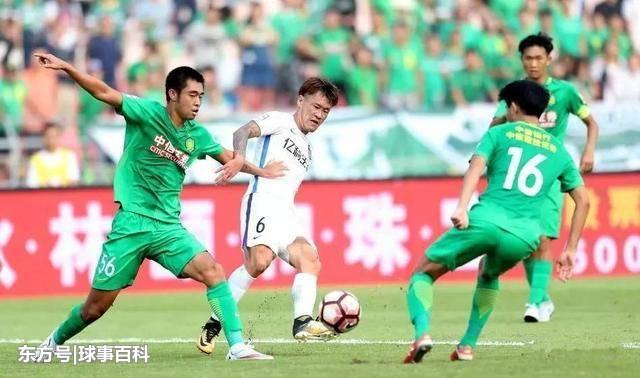 国安新星被赞中超励志哥:23岁前无球可踢 24岁坐稳球队主力