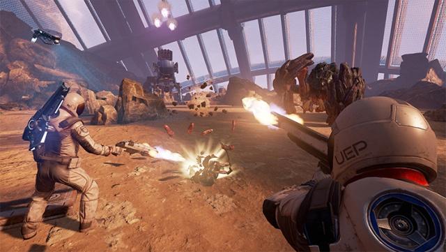 通过虚幻引擎4玩家究竟能获得什么样的VR游戏体验 2