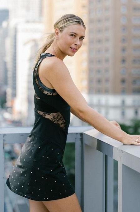 是赛场也是秀场:美网不仅有莎娃的透视裙也有兹维列夫的长筒袜 1