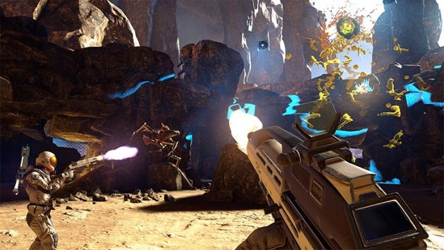 通过虚幻引擎4玩家究竟能获得什么样的VR游戏体验 3