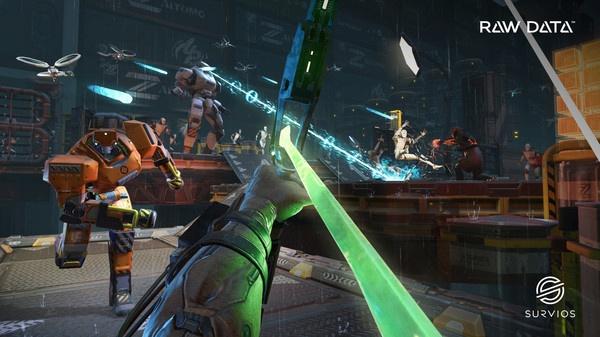 通过虚幻引擎4玩家究竟能获得什么样的VR游戏体验 9
