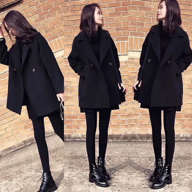马丁靴最新流行搭配这样穿不会出错还时尚 5