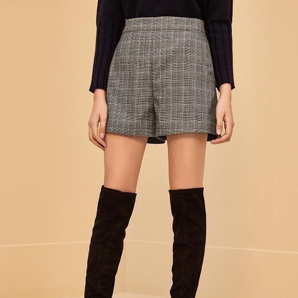 连袜裤搭配其实你还可以更美 10