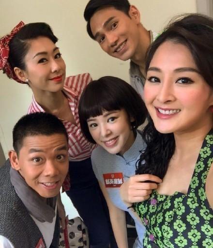 周星驰御用配角送钻戒求婚被踢两脚在TVB打拼10年没上位! 4