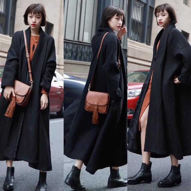 马丁靴最新流行搭配这样穿不会出错还时尚 3