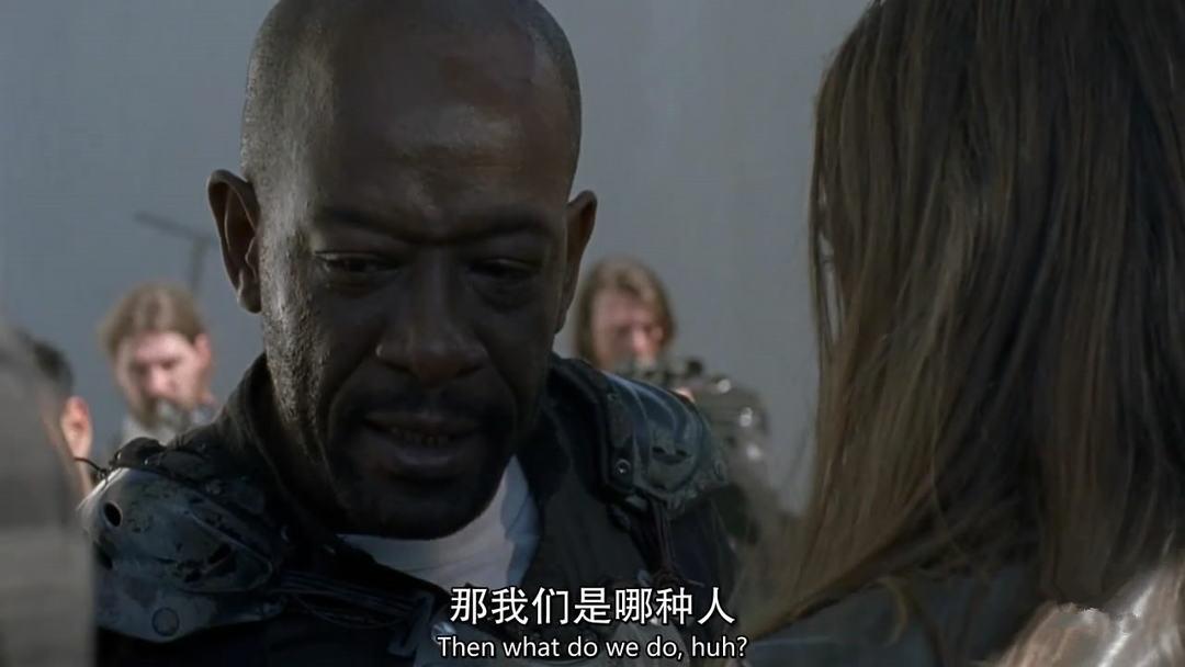 行尸走肉第八季第2集剧情之瑞克团队联盟四处向救世军开火 1