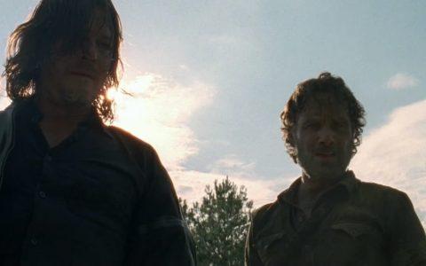 行尸走肉第八季第4集剧情之老虎救国王一命,瑞克终于拿到机枪