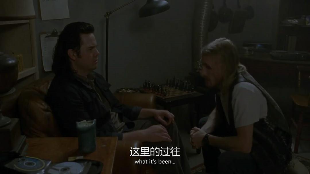 行尸走肉第八季第7集剧情之瑞克制服垃圾女王逼其合作 ,弩哥给救世堂制造困境 1