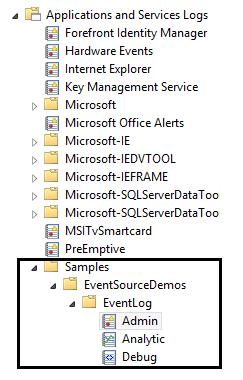 使用 DiagnosticSource 在 .NET Core 中记录跟踪信息 1