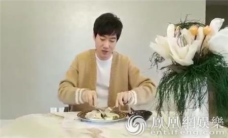 开心麻花春节微博玩欢脱 艾伦喊话常远:出来吃饺子 2