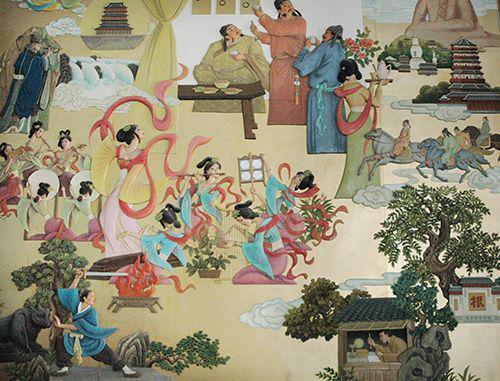 大唐诗人那么多惟有他与李白齐名 江湖人称七绝圣手 4