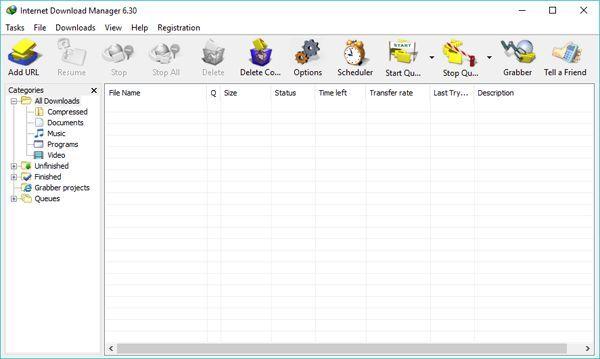 让Windows更快地下载文件的8款最佳免费下载管理软件 3