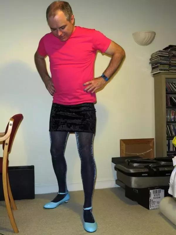 男士紧身衣穿着技巧 4