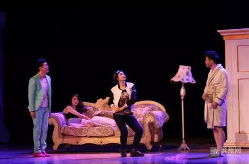 开心麻花团队话剧版《羞羞的铁拳》将登上滨州大剧院舞台 2