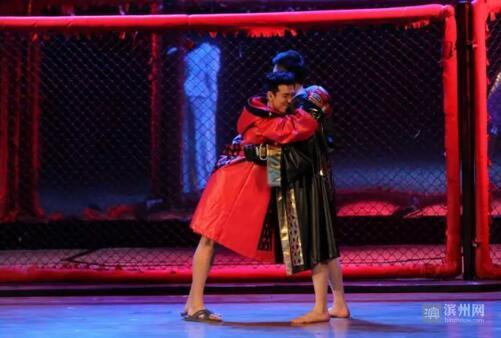 开心麻花团队话剧版《羞羞的铁拳》将登上滨州大剧院舞台 3