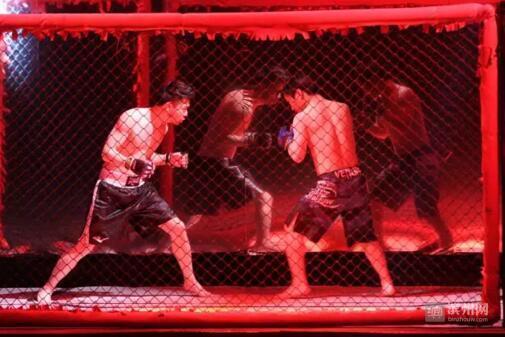 开心麻花团队话剧版《羞羞的铁拳》将登上滨州大剧院舞台 4