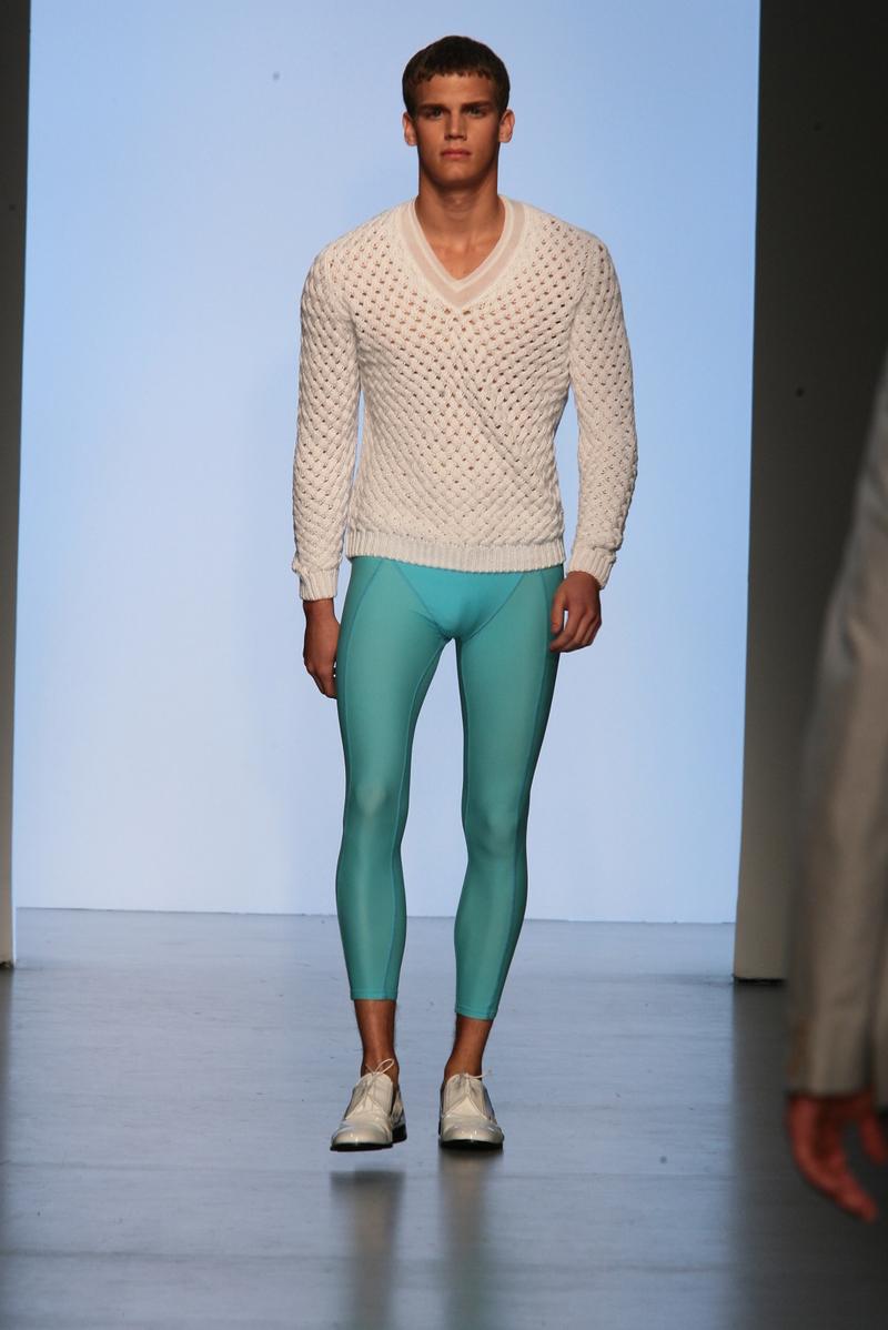 男人的丝袜和裤袜 1